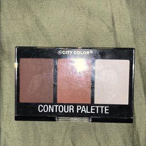 Contour palette